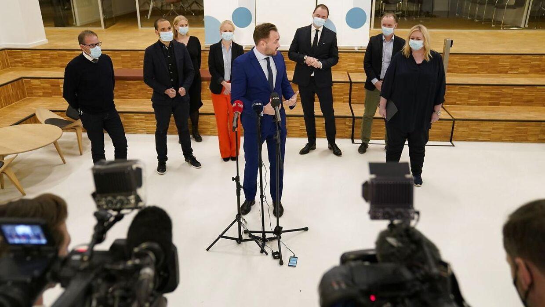 Stop for Nordsøolie: Danmark rykker tættere på klimaneutralitet i 2050. Men staten går glip af 13 milliarder kroner med ny aftale.