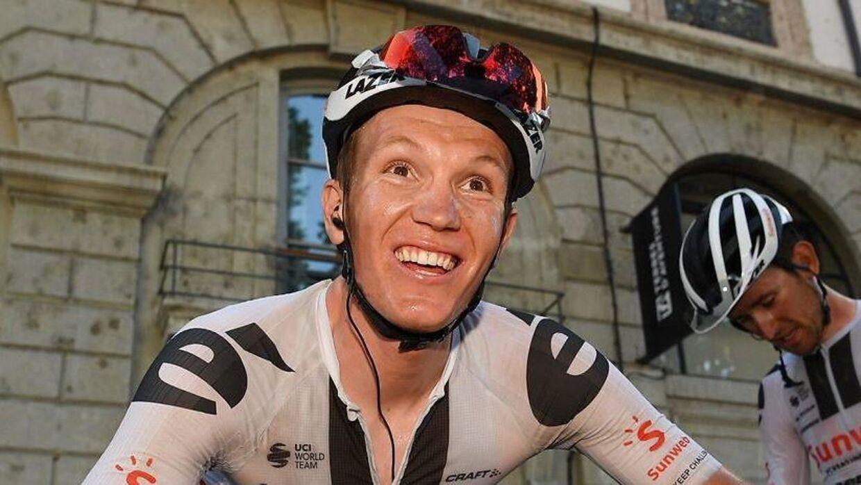Søren Kragh Andersen fatter det ikke. Han har lige vundet 14. etape af Tour de France. Seks dage senere var han igen først over stregen.