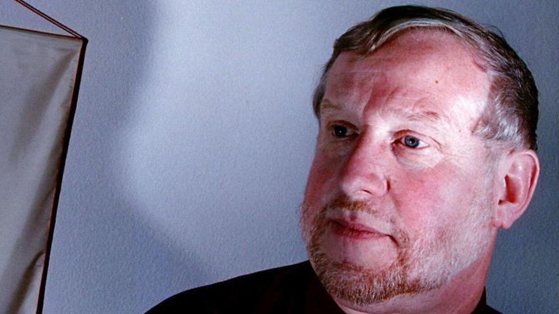 Arkivfoto fra 2001 af Rødbys tidligere borgmester Gert Mortensen.