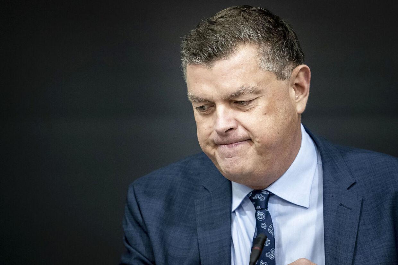 Mogens Jensens udtalelse blev i sidste ende bestemt af Mette Frederiksens stabschef.