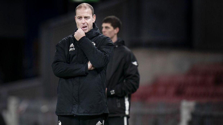 FCK-træner Jess Thorup.