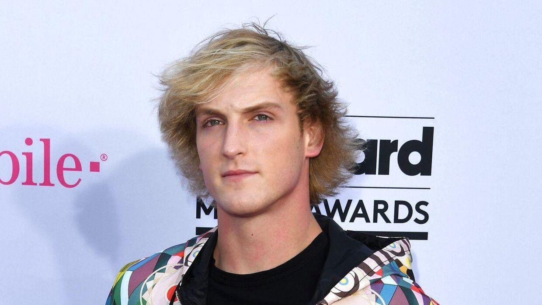 Youtube-stjernen Logan Paul.