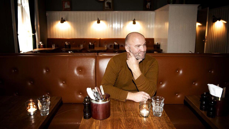 Anders Aagaard Jensen, som ejer Madklubben-kæden, er meget klar til nye tider efter et hårdt coronaår.