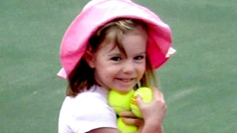Madeleine McCann var knap fire år, da hun forsvandt under en ferie i Portugal.