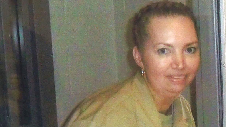 Lisa Montgomery skal henrettes 12. januar.