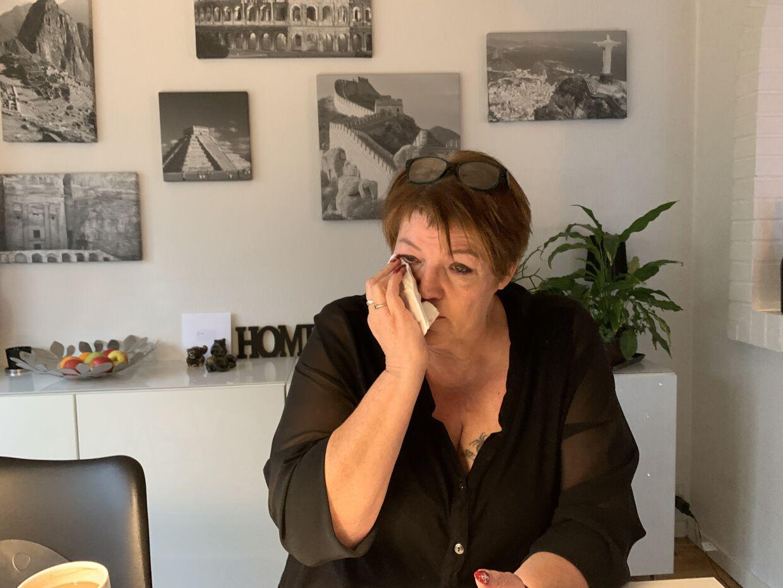 Yvonne Petersen kalder behandlingen af hendes lillesøster Anne Mette for 'umenneskelig'. Foto: Thomas Nørmark Krog