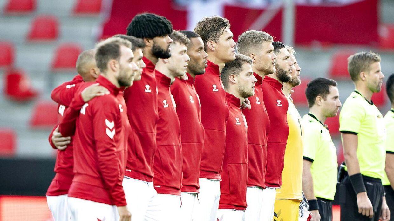 Hvis landsholdet kvalificerer sig til VM i 2026, skal danskerne følge de danske helte på DR og TV 2 under slutrunden.