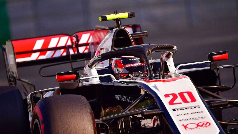 Kevin Magnussen har kørt sit sidste Formel 1-løb i denne omgang.