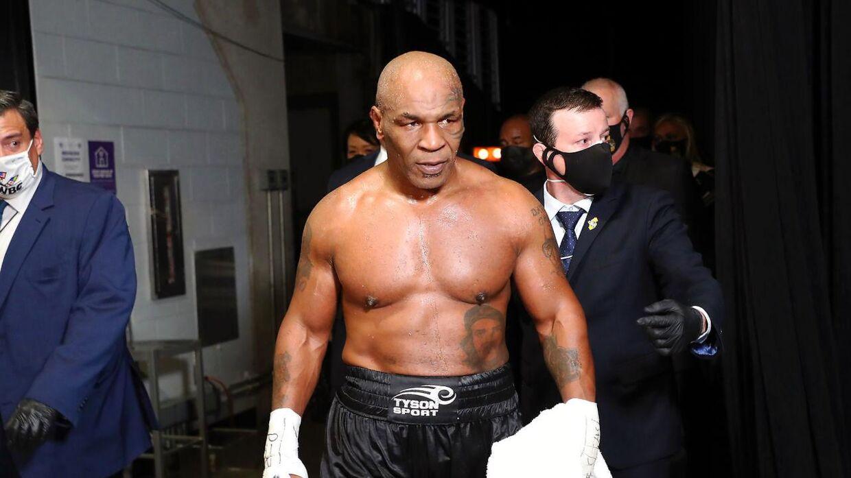 Mike Tyson er vendt tilbage til ringen i 2020.