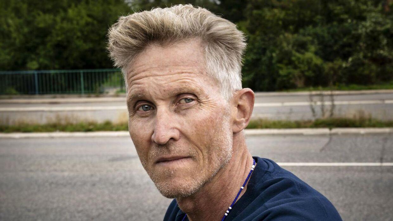 Brian Holm frygter, at et nyt corona-vaccinationscenter skal placeres i Ballerup Super Arena.
