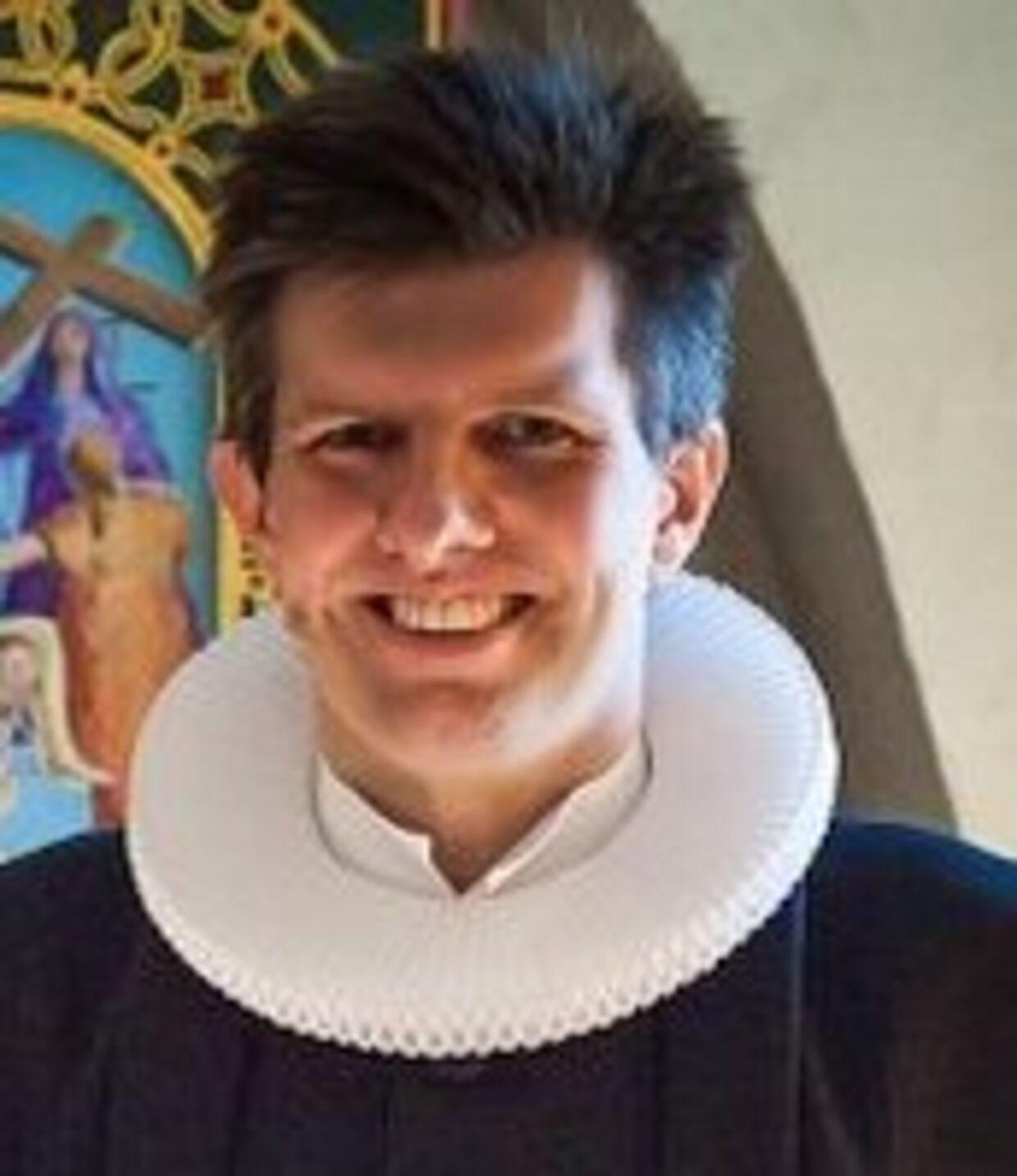 Præsten Thomas Gotthard er nu fængslet for drabet på sin forsvundne hustru, Maria From Jakobsen fra Frederikssund.