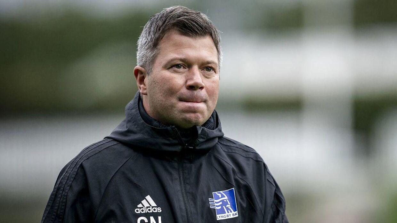 Christian Nielsen er fyret i Lyngby.