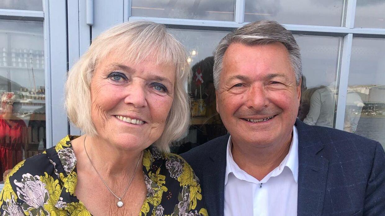 Sonja og Eigil mødte hinanden i stormagasinet Salling, da Sonja var kun 15 år gammel. De har været sammen i 50 år.
