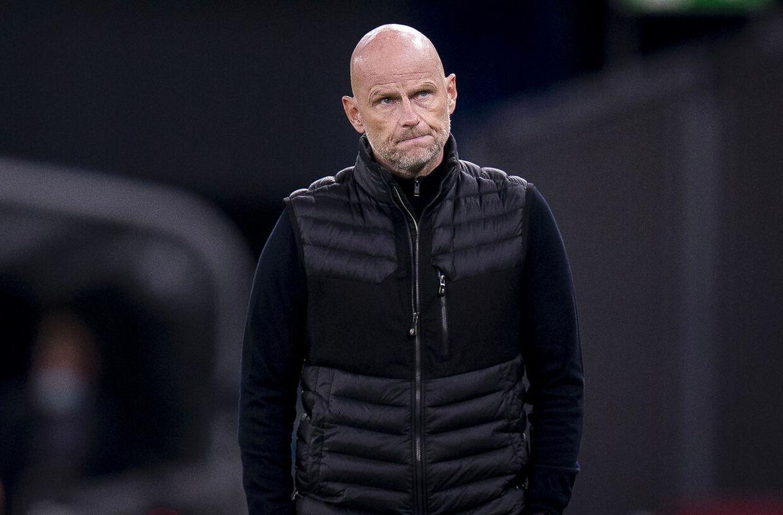 Ståle Solbakken blev fyret i FC København 10. oktober. Han var trænet i hovedstadsklubben i 12 år fordelt på to perioder.