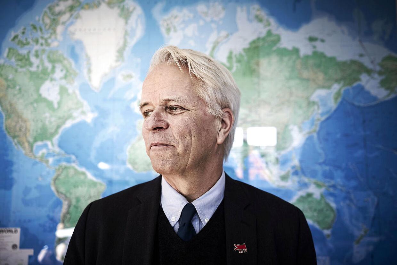 Direktør i Danmarks Rejsebureau Forening Lars Thykier
