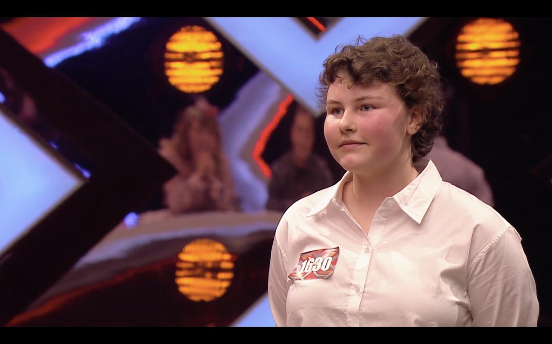 17-årige Julie Konstantin Berg Nielsen.
