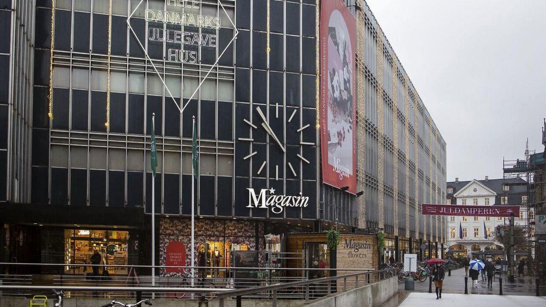 Magasin i Aarhus holder som alle andre butikker i kæden lukket i øjeblikket.