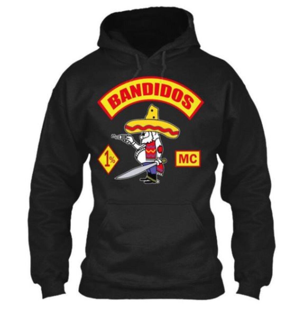 Bandidos MC Denmark er bekendt med, at Wish.com sælger tøj og andre ting med deres logo på. Klubben synes, at 'det er dybt beklageligt', at deres copyright ikke bliver respekteret, og de har flere gange forsøgt at få det stoppet, oplyser de til B.T.