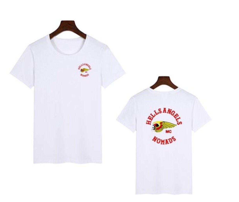 Trøjer med Hells Angels-logo kan man også finde på den kinesiske hjemmeside.