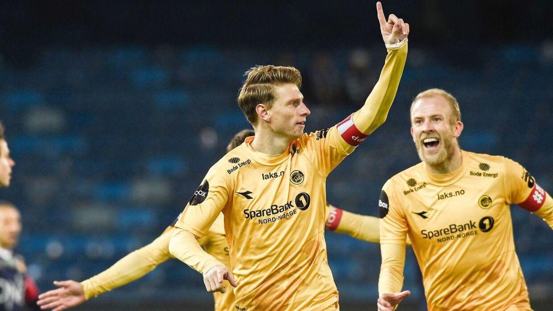 Junker har scoret mål på samlebånd i Norge.