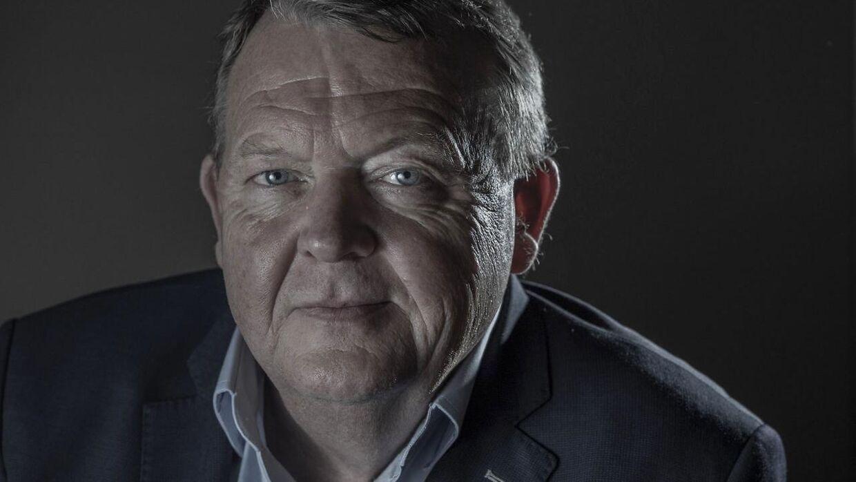 Tidligere Statsminister Lars Løkke Rasmussen.