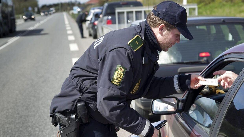 Landet over er betjente på vejene i den kommende uge i en målrettet indsats mod hastighedsovertrædelser, skriver Rigspolitiet i en pressemeddelelse.