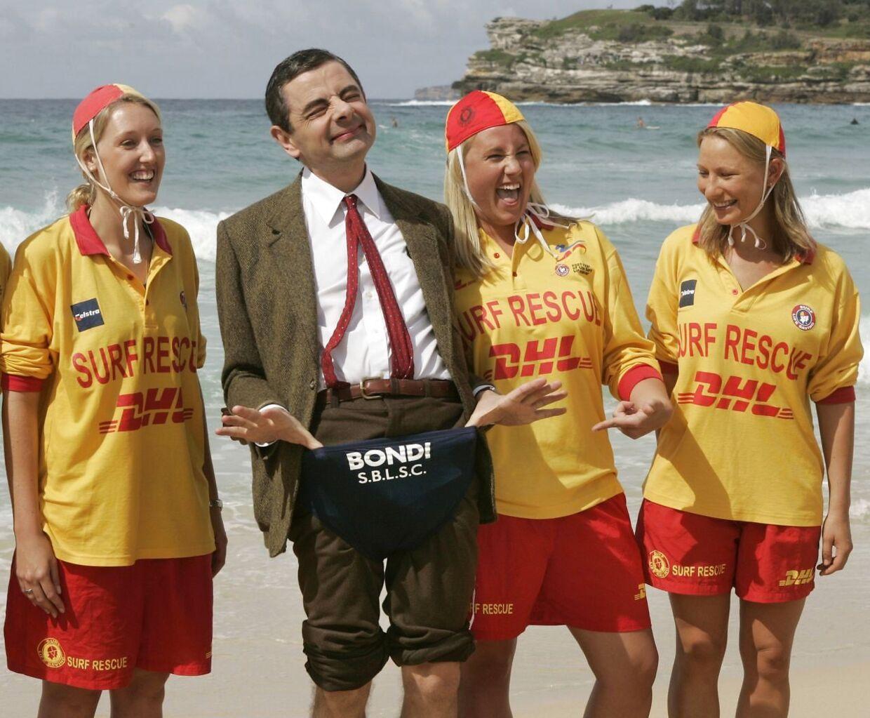Fra 'Mr Bean's Holiday'.
