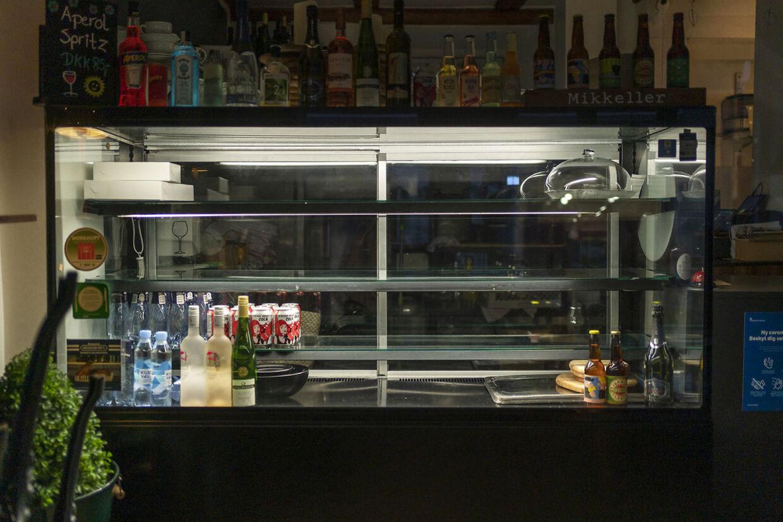 Anette Kjersgaards smørrebrødsrestaurant har været tvangslukket siden 9. december.