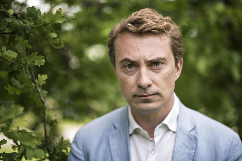 Morten Messerschmidt vil have regeringen til at modarbejde det forslag, som EU netop nu arbejder på. (Foto: Ida Guldbæk Arentsen/Scanpix 2017)