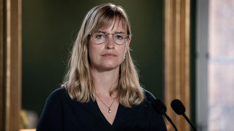 Formanden for Danske Regioner, Stephanie Lose (V), melder sig på Facebook som kandidat til partiets næstformandspost.