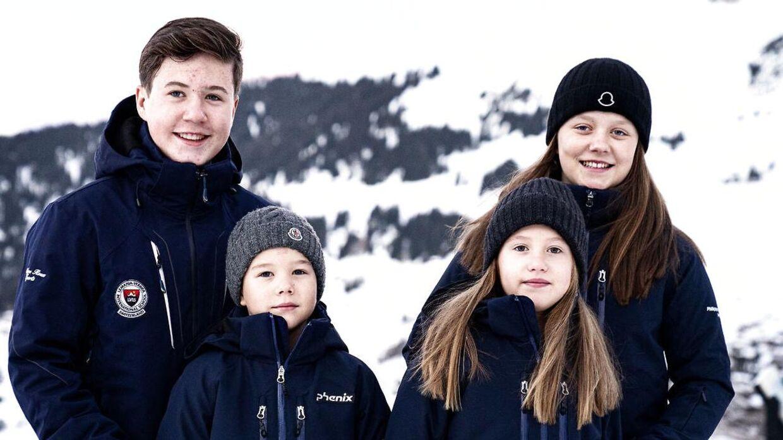 Дети супругов наследных принцев прекрасно понимают, что привилегии, которыми они обладают как члены королевской семьи, связаны с ответственностью.