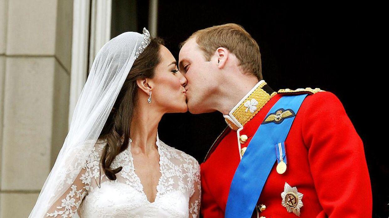 Det er snart 10 år siden, at William fik sin Kate.