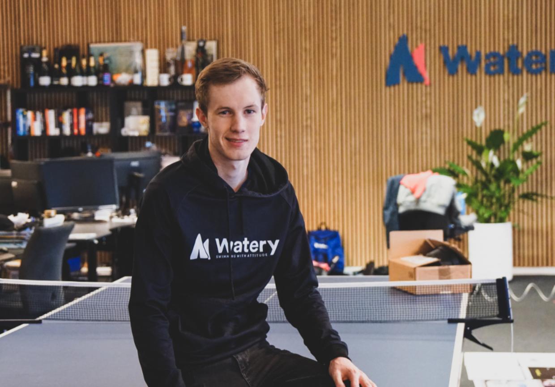 Som 17-årig stiftede Daniel Johannesen sit eget firma. Fem år senere har han en omsætning på 25 mio. kr.
