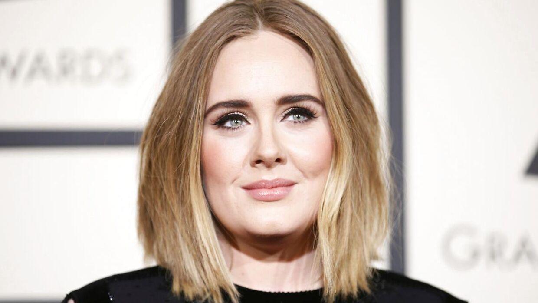 Adele i 2016.