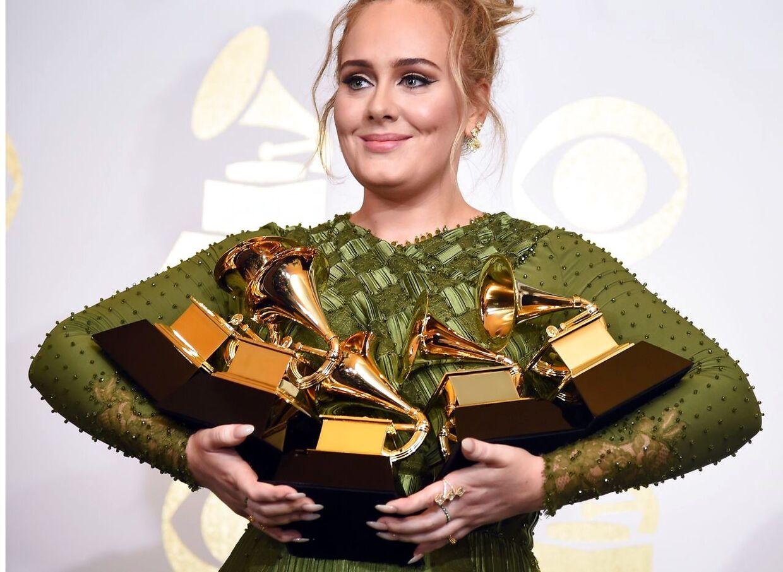 Adele i 2017
