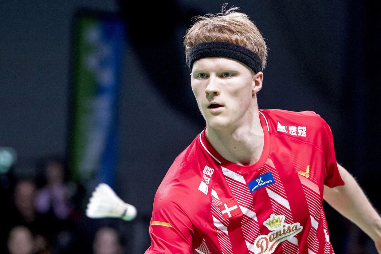 Anders Antonsen er blandt de spillere, der overvåges i Thailand. (Foto: Mads Claus Rasmussen/Ritzau Scanpix)