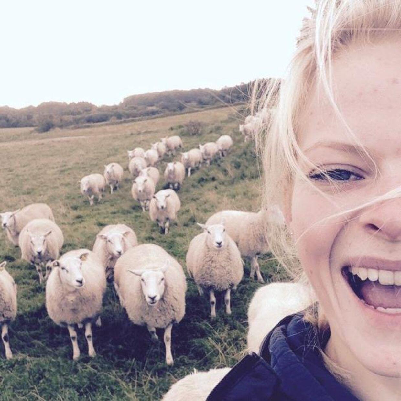 Shila Pedersen blev ramt af depression efter sin fyring fra Troldgaarden, som hovedsageligt leverer svinekød til restauranter. I dag arbejder hun på en gård med kvæg og er igen i gang med sin uddannelse.