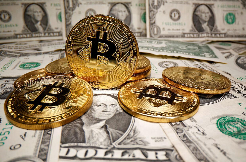 Bitcoin faldt dramatisk hen over den forgangne weekend.