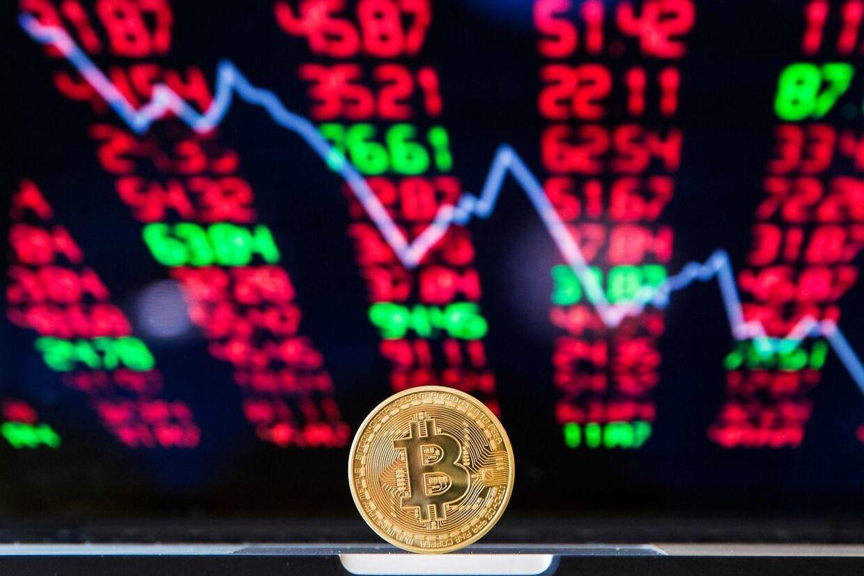 En Bitcoin.