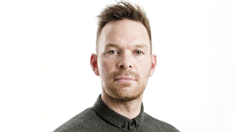 B.T.s sportskommentator Søren Paaske.