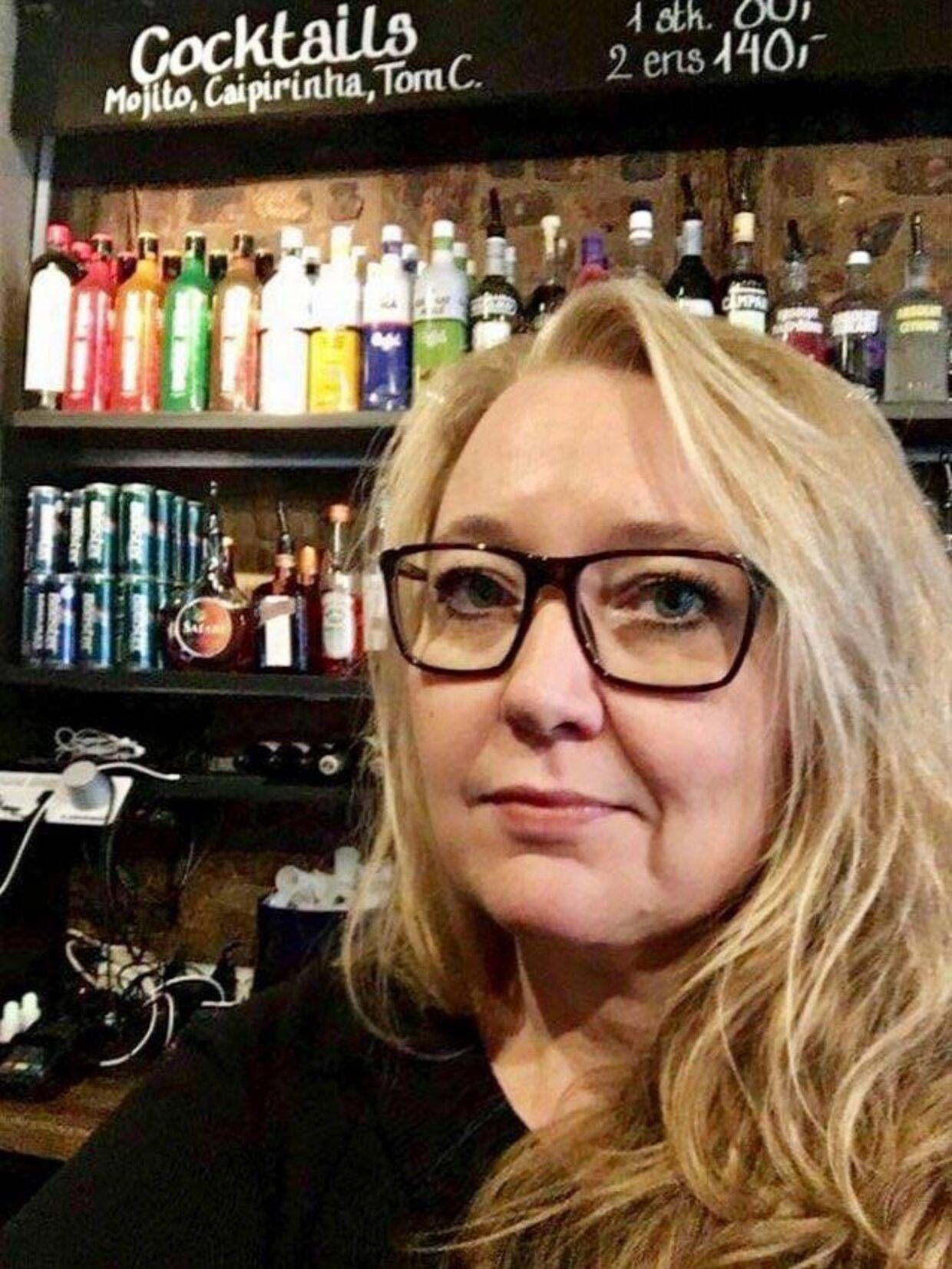 Rikke to barer har stort set været tvangslukket siden 11. marts, hvor Mette Frederiksen lukke Danmark ned. Kun kortvarrig i sommer kunne barer holde åbent under restriktioner. Privatfoto.