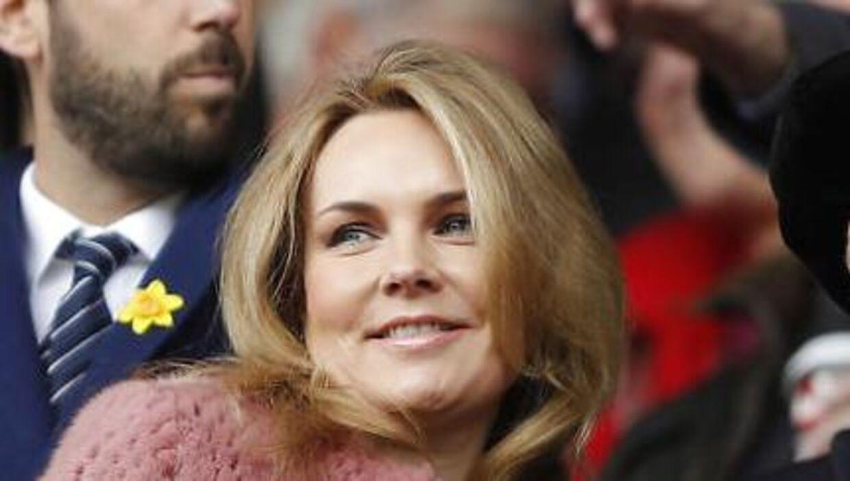 Emma Benton-Hughes er ny kvinde i West Hams bestyrelse. (Reuters / Carl Recine)
