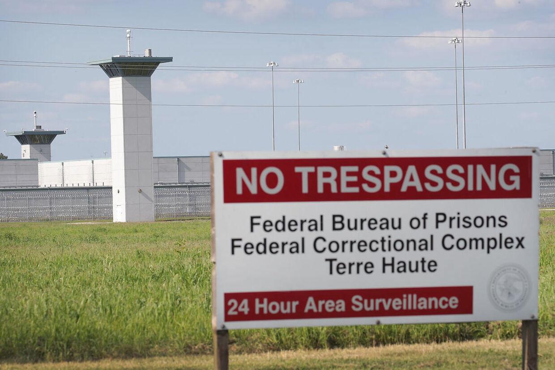 Lisa Montgomery blev henrettet i det føderale fængsel i Terre Haute, Indiana, natten til onsdag lokal tid.