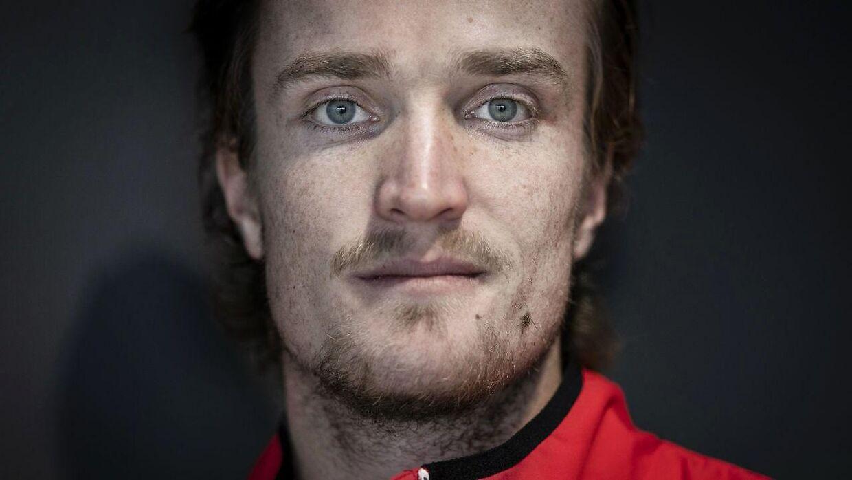 26-årige Mikael Torpegaard har fortsat sin grand slam-debut til gode.
