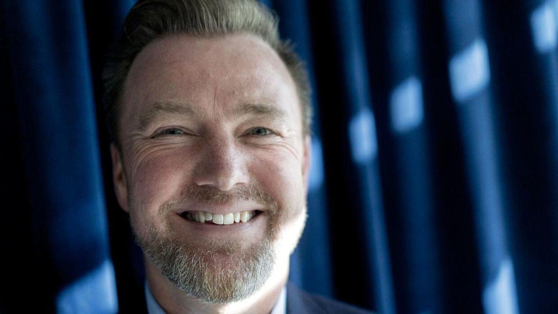 Jacob Brunsborg er bestyrelsesformand i Lars Larsen Group.