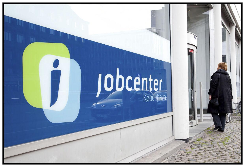 -Arkiv- SE RITZAU Arbejdsløse skal have job frem for dagpenge BV.: BV.: Jobcenter København. (Foto: Torben Christensen/Scanpix 2012). (Foto: Torben Christensen/Scanpix 2012)