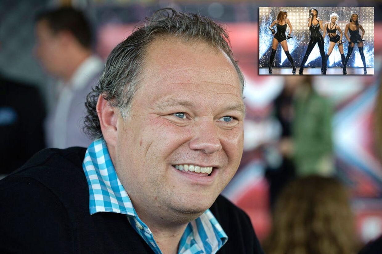 Musikproducer Mich 'Cutfather' Hedin bliver snart en kendt mand i dansk tv som dommer i X Factor, men lige nu glæder han sig over at have modtaget en pris for et hit til Pussycat Dolls.