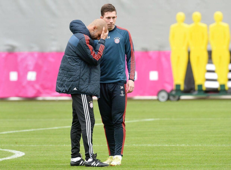 Højbjerg tager kampen op mod Guardiola: Jeg holder fast i, at jeg ...