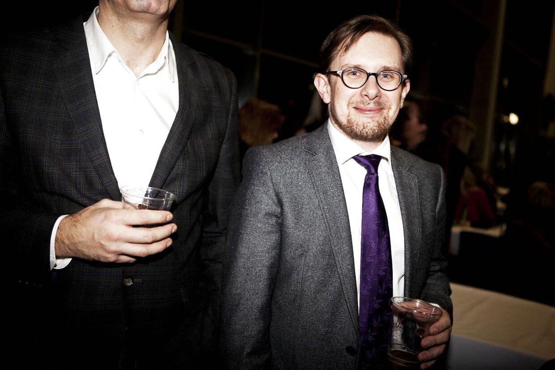 Simon Emil Ammitzbøll føler sig ført bag lyset af produktionsselskabet, der har lavet udsendelsen 'Velkommen til virkeligheden'.
