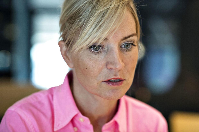 Annette Heick er i bedring efter sin influenza forud for lørdagens Melodi Grand Prix.